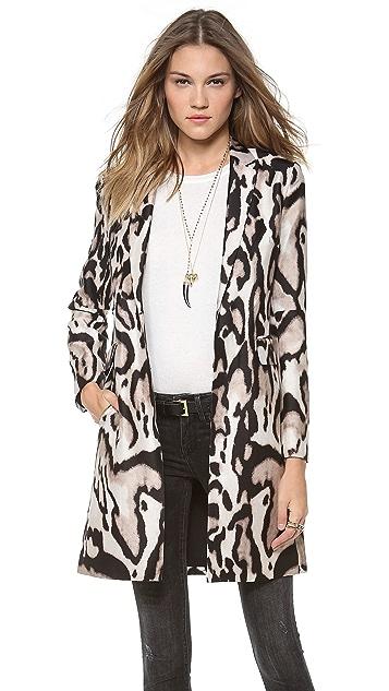 Diane von Furstenberg Mahala Trench Coat