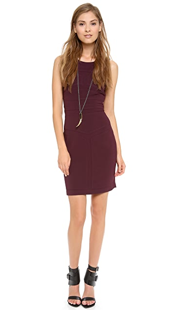 Diane von Furstenberg Galya Fitted Dress