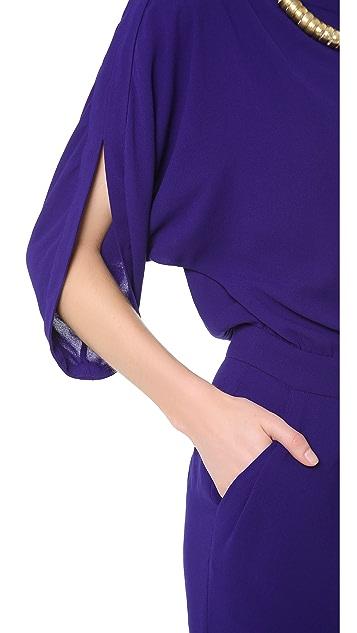 Diane von Furstenberg Lucy Jumpsuit