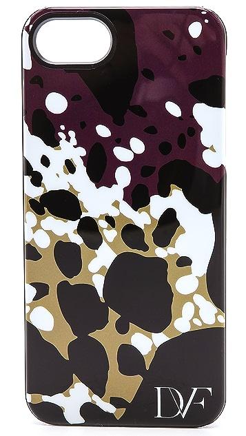 Diane von Furstenberg Cheetah Splash iPhone 5 / 5S Case