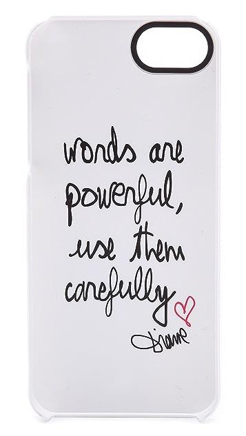 Diane von Furstenberg Love Is Life Kites iPhone 5 / 5S Case
