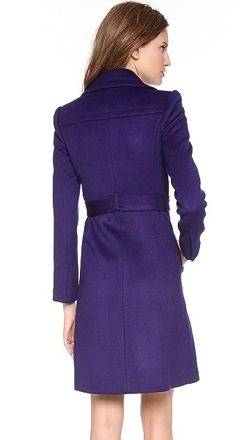 Diane von Furstenberg Michaele Coat