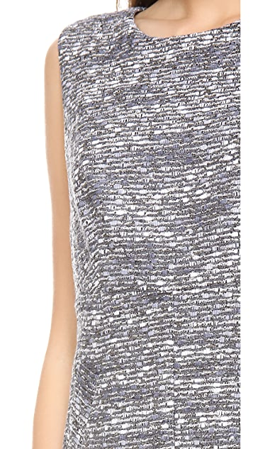 Diane von Furstenberg Carpreena Tweed Mini Dress