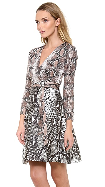 Diane von Furstenberg Amelia Wrap Dress