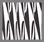 Stripe Maze White/Mod Black