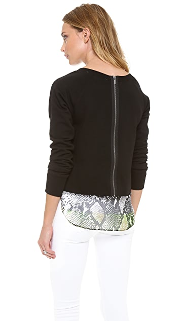 Diane von Furstenberg Lisha Sweatshirt