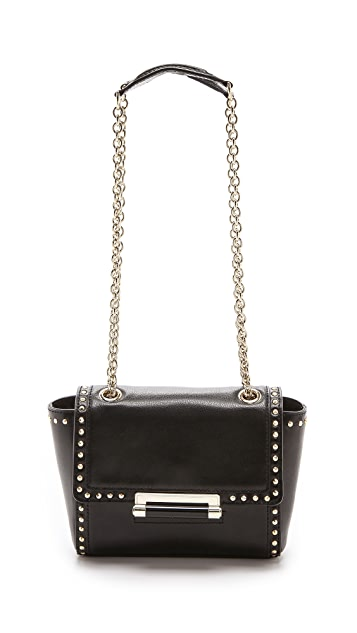 Diane von Furstenberg 440 Mini Faceted Stud Handbag