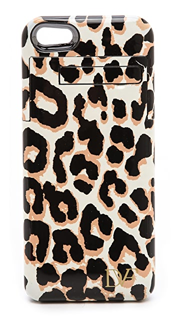 Diane von Furstenberg Stay Connected iPhone 5 / 5S Case