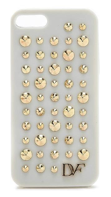 Diane von Furstenberg Faceted Studs iPhone 5 / 5S Case