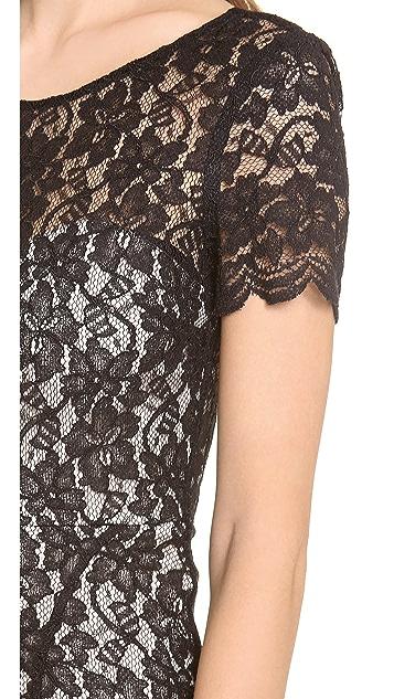 Diane von Furstenberg Maribel Lace Dress
