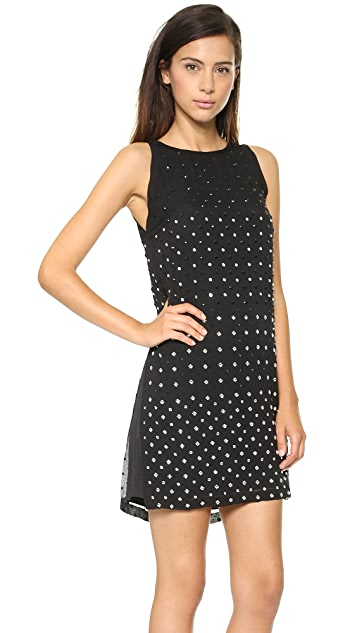 Diane von Furstenberg Ella Embellished Dress
