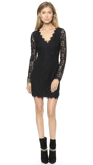 Diane von Furstenberg Dakota Lace Dress