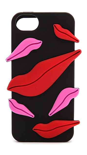 Diane von Furstenberg 3D Lips iPhone 5 / 5S Case