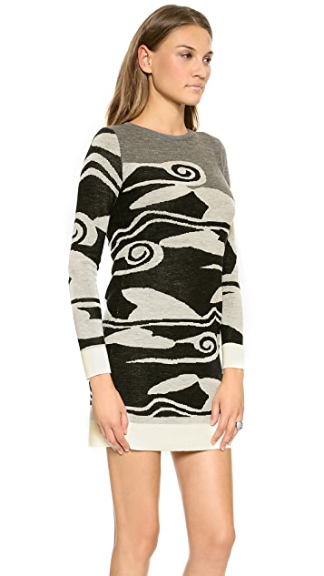 Diane von Furstenberg Berlin Dress