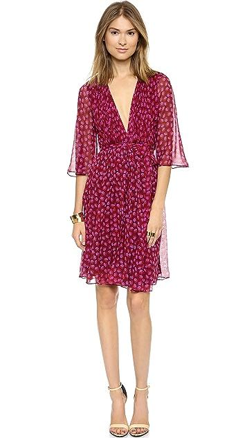 Diane von Furstenberg Alicia Wrap Dress