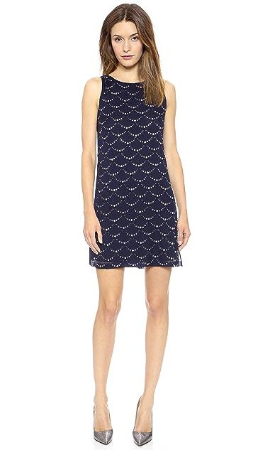 Diane von Furstenberg Jocelyn Embellished Dress
