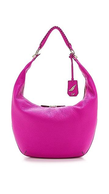 Diane von Furstenberg Sutra Crescent Hobo Bag