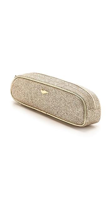 Diane von Furstenberg Glitterati Slim Cosmetic Case