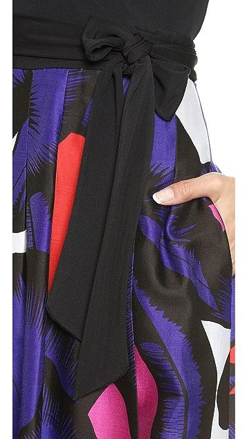 Diane von Furstenberg Kailey Maxi Dress