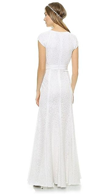 Diane von Furstenberg DVF Maio Lace Dress
