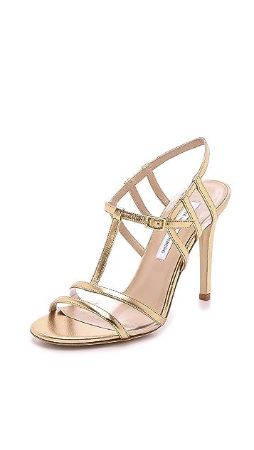 Diane von Furstenberg Viola Too Sandals