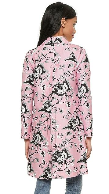 Diane von Furstenberg Пальто Amana