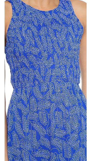 Diane von Furstenberg Nirvana Silk Dress