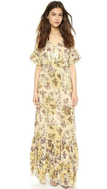 Diane von Furstenberg Макси-платье Jane
