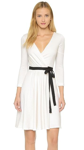 43d186e73e0a Diane von Furstenberg Seduction Wrap Dress   SHOPBOP