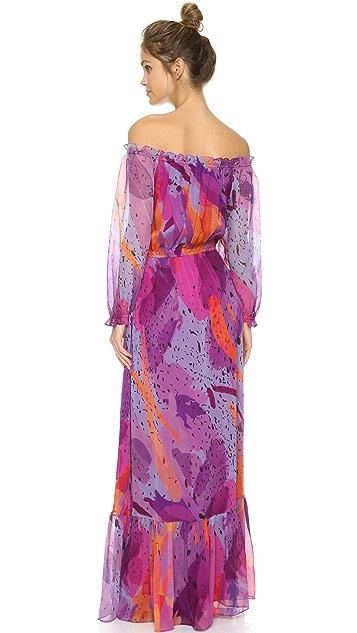 Diane Von Furstenberg Camila Maxi Dress Shopbop