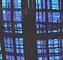 Artistic Plaid Blue