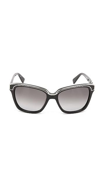 6455119887b9b ... Diane von Furstenberg Kylie Sunglasses ...