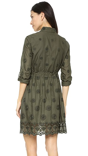 Diane von Furstenberg Ivanka Dress