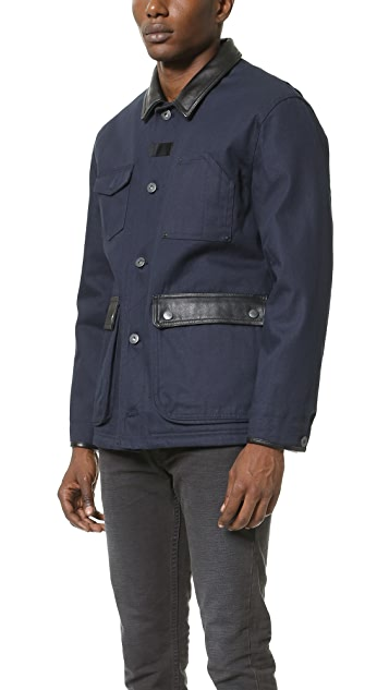 Dickies Construct Canvas Chore Coat