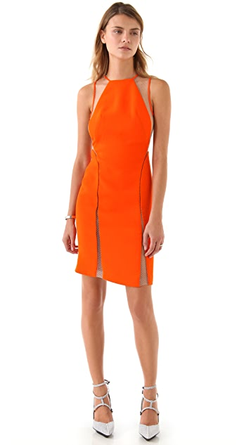 Dion Lee Suspended Sleeveless Dress