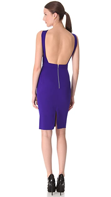 Dion Lee Bi-Stretch Backless Dress