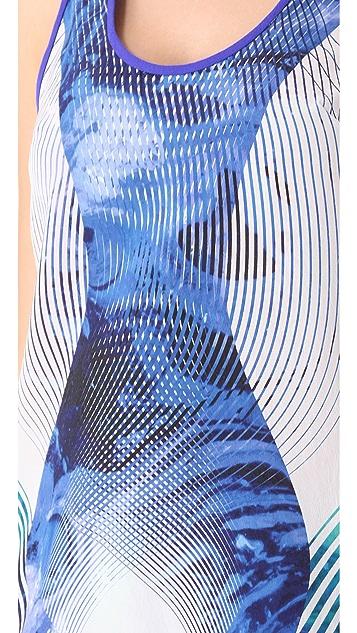 Dion Lee Linear Print Tank