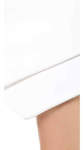 Dion Lee Zip Vertigo Wrap Skirt