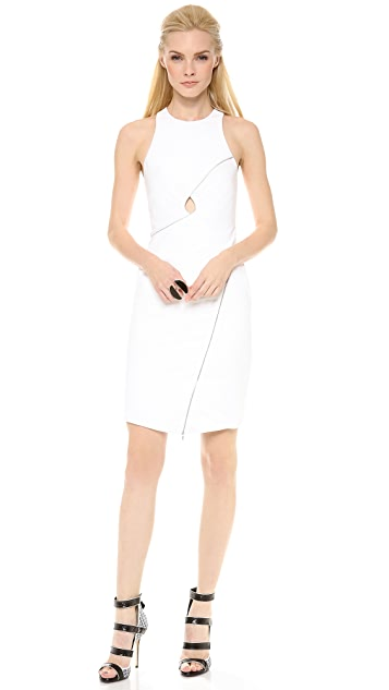 Dion Lee Zip Vertigo Day Dress
