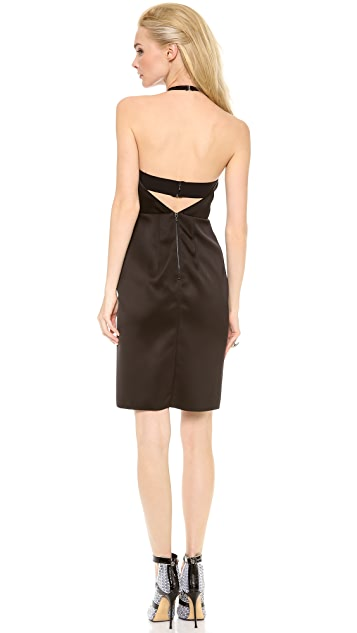 Dion Lee Radius Cutaway Dress