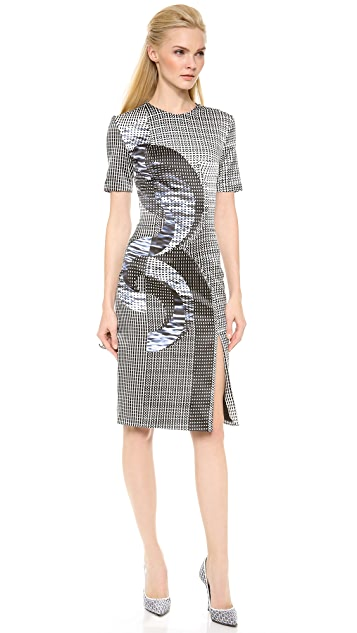 Dion Lee Axis Dress with Split