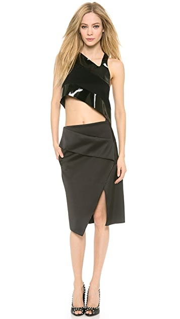Dion Lee Thermal Jersey Tank