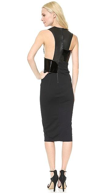 Dion Lee Orbit Tailored Dress