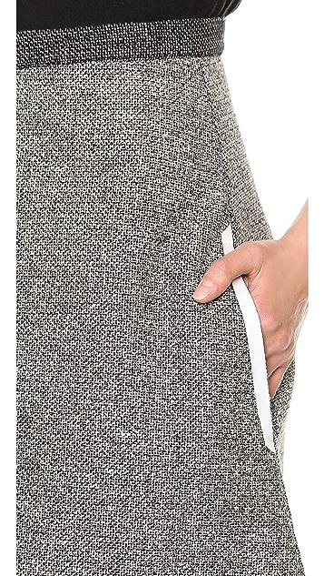 Dion Lee Cutaway Box Skirt