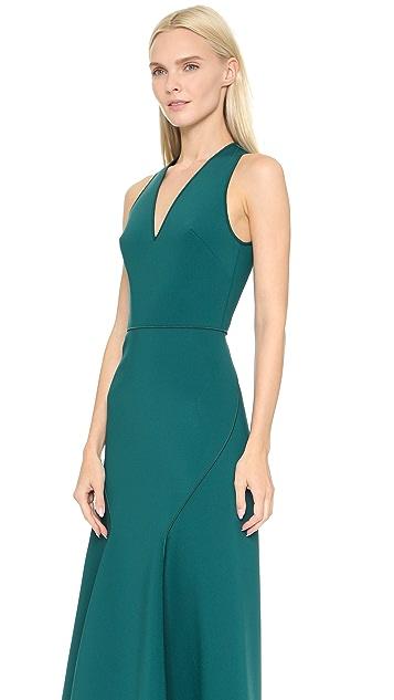 Dion Lee Emerald Wire Dress
