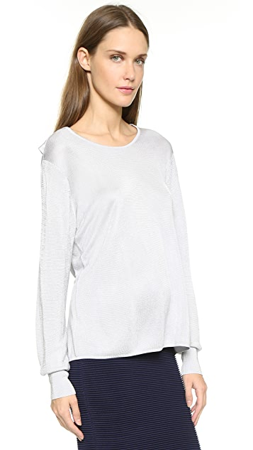 Dion Lee Line II Bandage Back Sweater