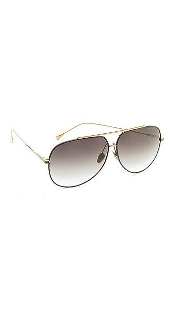 DITA Condor Aviator Sunglasses
