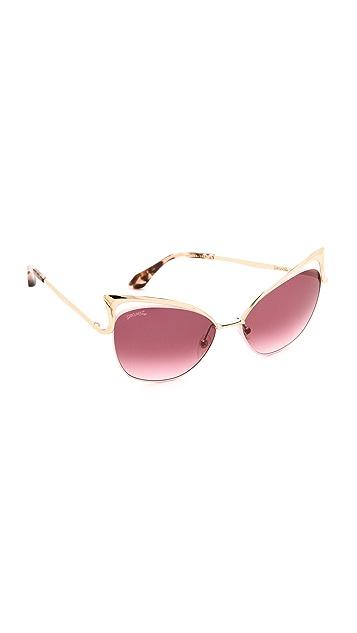 Dita Von Teese Eyewear Femme Totale Sunglasses