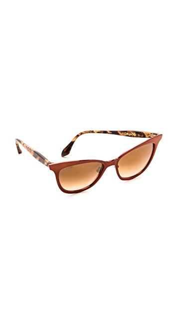Dita Von Teese Eyewear Gilded Lily Sunglasses