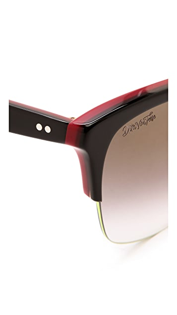 Dita Von Teese Eyewear Солнцезащитные очки Paramour
